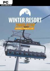 Buy Winter Resort Simulator pc cd key for Steam