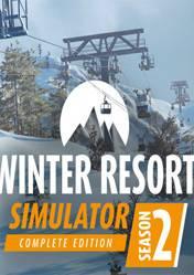 Buy Cheap Winter Resort Simulator Season 2 PC CD Key
