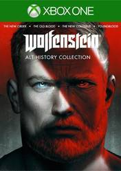 Buy Cheap Wolfenstein Alt History Collection XBOX ONE CD Key