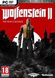 Buy Wolfenstein II The New Colossus Deluxe Edition PC CD Key