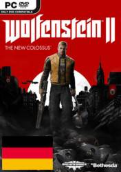 Buy Cheap Wolfenstein II The New Colossus German Version PC CD Key
