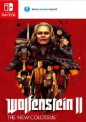 Buy Cheap Wolfenstein II: The New Colossus NINTENDO SWITCH CD Key