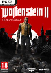 Buy Wolfenstein II The New Colossus pc cd key for Steam