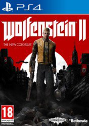 Buy Cheap Wolfenstein II The New Colossus PS4 CD Key