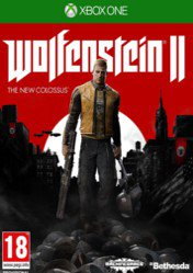 Buy Cheap Wolfenstein II The New Colossus XBOX ONE CD Key