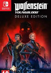 Buy Wolfenstein: Youngblood Nintendo Switch