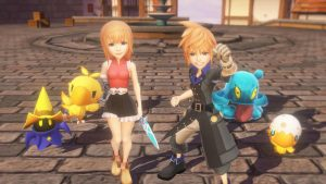 World of Final Fantasy is coming to PC in November
