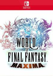 Buy Cheap WORLD OF FINAL FANTASY MAXIMA NINTENDO SWITCH CD Key