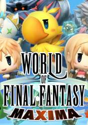 Buy Cheap WORLD OF FINAL FANTASY MAXIMA Upgrade PC CD Key