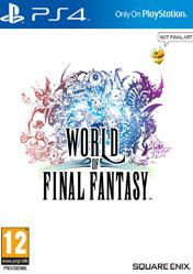 Buy Cheap World of Final Fantasy PS4 CD Key