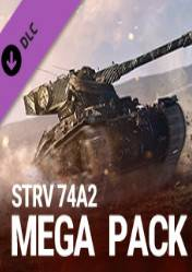 Buy Cheap World of Tanks Blitz Strv 74A2 Mega Pack PC CD Key