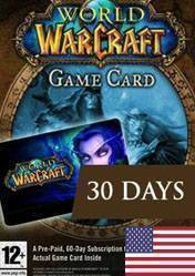 Buy Cheap World of Warcraft: 30 Day Pre-Paid Time Card US PC CD Key