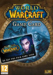 Buy Cheap World of Warcraft 60 Day Pre-Paid Time Card US PC CD Key