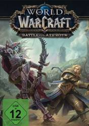Buy World of Warcraft: Battle for Azeroth PC CD Key