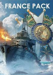 Buy Cheap World of Warships France Pack PC CD Key