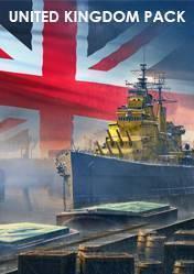 Buy Cheap World of Warships United Kingdom Pack PC CD Key