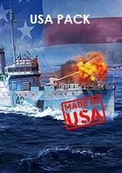 Buy Cheap World of Warships USA Pack PC CD Key