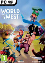 Buy World to the West pc cd key for Steam