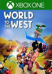 Buy Cheap World to the West XBOX ONE CD Key