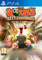 Buy Cheap Worms Battlegrounds PS4 CD Key