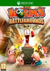 Buy Cheap Worms Battlegrounds XBOX ONE CD Key