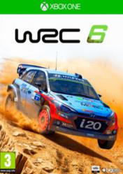 Buy Cheap WRC 6 FIA World Rally Championship XBOX ONE CD Key