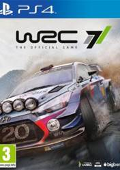 Buy WRC 7 World Rally Championship PS4 CD Key