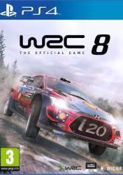 Buy Cheap WRC 8 FIA World Rally Championship PS4 CD Key
