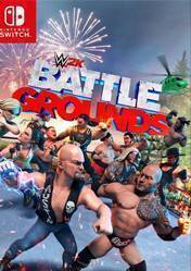 Buy Cheap WWE 2K BATTLEGROUNDS NINTENDO SWITCH CD Key