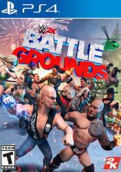 Buy WWE 2K BATTLEGROUNDS PS4