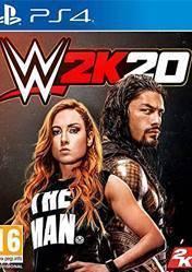 Buy WWE 2K20 PS4