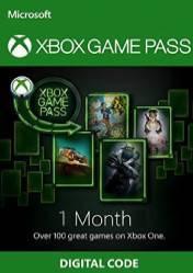 Buy Cheap Xbox Game Pass 1 Month PC CD Key