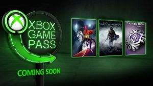Xbox Game Pass: We Happy Few, Shadow of Mordor, Saints Row: The Third and The Lego Movie Videogame will be added to the catalogue this month