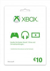 Buy Cheap XBOX Live 10 EURO Card PC CD Key