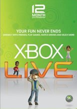 Buy Cheap Xbox LIVE 12 Months Gold Subscriptions Card PC CD Key