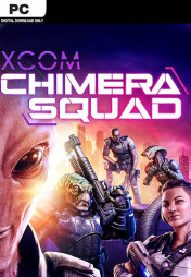 Buy XCOM: Chimera Squad pc cd key for Steam