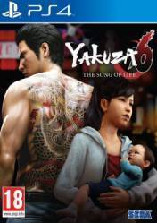 Buy Yakuza 6 Song of Life PS4