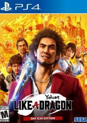 Buy Cheap Yakuza: Like a Dragon PS4 CD Key