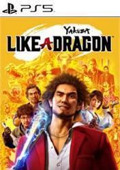 Buy Cheap Yakuza: Like a Dragon PS5 CD Key