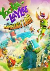 Buy Cheap Yooka-Laylee and the Impossible Lair PC CD Key