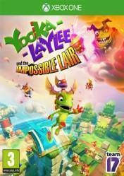 Buy Yooka-Laylee and the Impossible Lair Xbox One