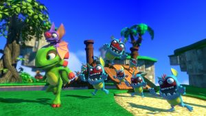 Yooka-Laylee glitch lets you skip half the game