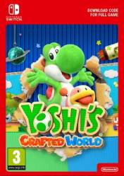 Buy Cheap Yoshis Crafted World NINTENDO SWITCH CD Key