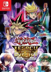 Buy Cheap Yu-Gi-Oh! Legacy of The Duelist: Link Evolution NINTENDO SWITCH CD Key