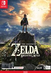 Buy Cheap Zelda Breath of the Wild NINTENDO SWITCH CD Key