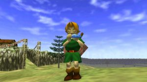 Zelda Ocarina of Time: Unreal Engine 4 Remake: Prototype Download