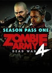 Buy Cheap Zombie Army 4 Season Pass One PC CD Key