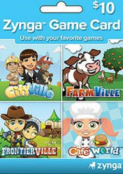 Buy Cheap Zynga Gamecard 10 Euro PC CD Key